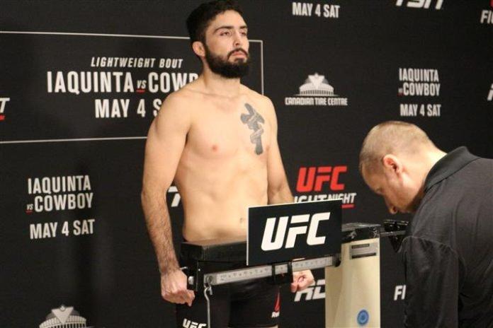 Matt Sayles UFC