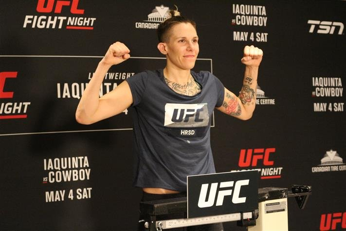 Macy Chiasson UFC