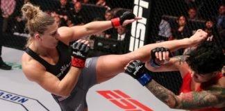 Kayla Harrison vs. Larissa Pacheco