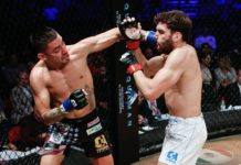 Combate Americas Andres Quintana Bruno Cannetti