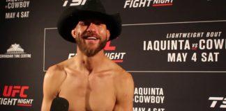 Cowboy Cerrone, UFC Ottawa