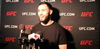 Shane Burgos, UFC Ottawa media day