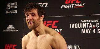 Andrew Sanchez UFC Ottawa