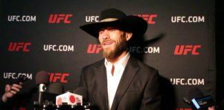 Cowboy Cerrone, UFC Ottawa Media Day