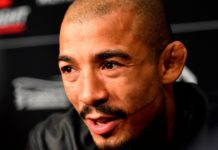 Jose Aldo, UFC 237 post-fight press conference screengrab