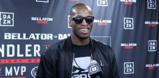 Michael Page, Bellator 221 post-fight