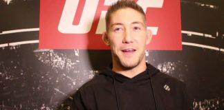 Derrick Krantz UFC Rochester