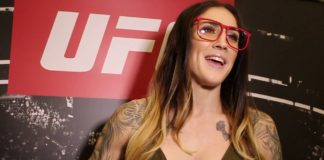 Megan Anderson UFC Rochester