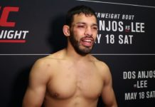 Julio Arce, UFC Rochester