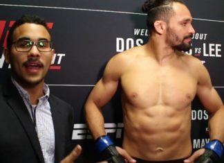 Michel Pereira UFC Rochester