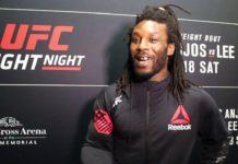 Desmond Green UFC Rochester