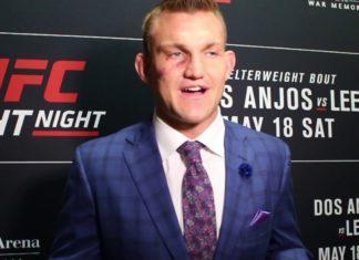 Ian Heinsich UFC Rochester