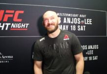 Zak Cummings UFC