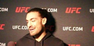 Elias Theodorou UFC Ottawa media day