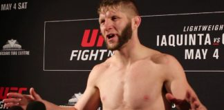 Cole Smith, UFC Ottawa