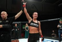 Kaitlin Young Invicta FC