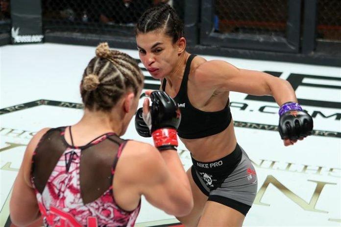 Karina Rodriguez vs. DeAnna Bennett Invicta FC 35