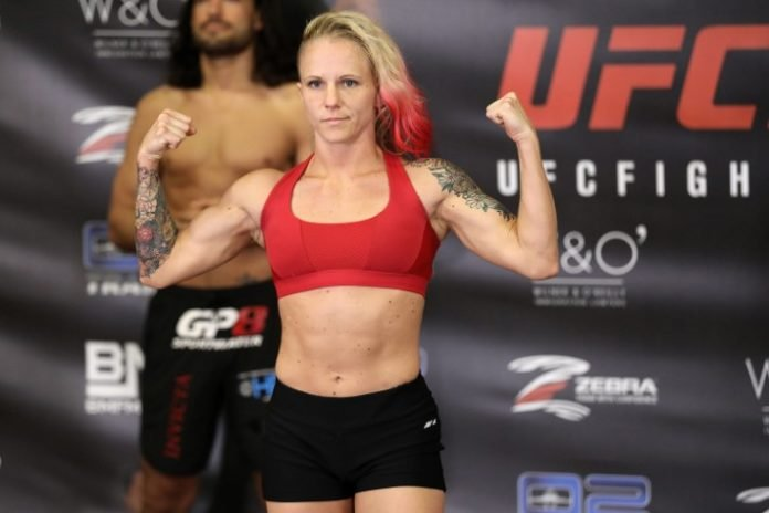 Kelly D'Angelo Invicta FC 35
