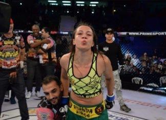 UFC Minneapolis Amanda Ribas