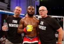Darren Stewart UFC 238