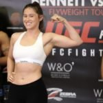 Chelsea Chandler Invicta FC 35