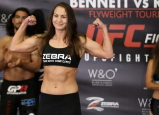 Kaitlin Young Invicta FC 35