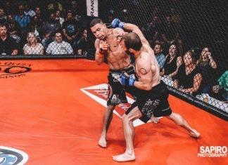 Journey Newson UFC Minneapolis