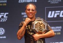 UFC Shenzhen Jessica Andrade Weili Zhang