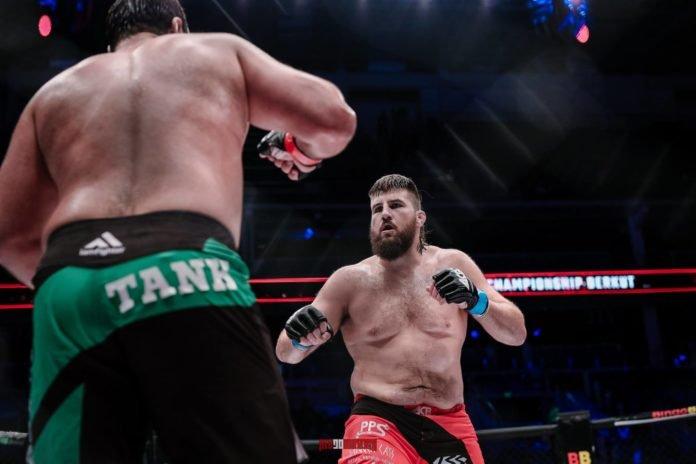 Tanner Boser UFC 240