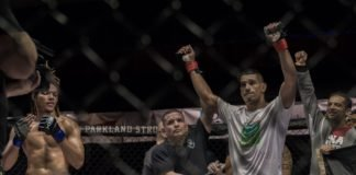 Miguel Baeza Contender Series DWCS