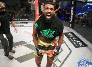 Raphael Pessoa UFC Montevideo