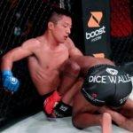 Darrion Caldwell vs. Kyoji Horiguchi Bellator 222