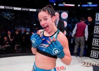 Lindsey VanZandt MMA