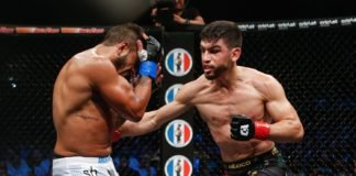 Combate Americas Unbreakable Results