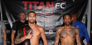 Titan FC 55 Results