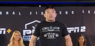 Satoshi Ishii PFL 3