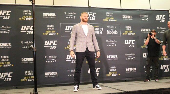Jan Blachowicz UFC