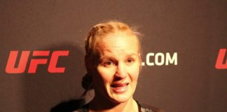Valentina Shevchenko UFC 238 open workouts