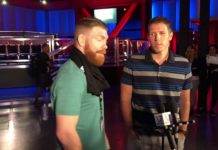 Paul Felder and Brendan Fitzgerald