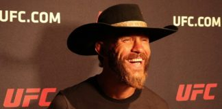 Cowboy Cerrone UFC 238