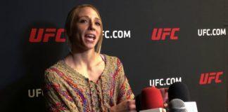 UFC MinneaPOLIS Emily Whitmire