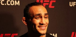 Tony Ferguson UFC 238 open workouts