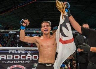 Felipe Colares UFC San Antonio