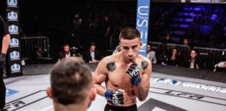 Nohelin Hernandez UFC 239