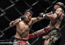 Da Un Jung UFC Shenzhen