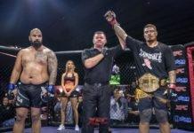 Justin Tafa UFC 243