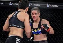 UFC Montevideo Ariane Carnelossi