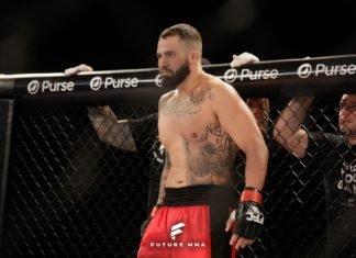 UFC Sacramento John Allan