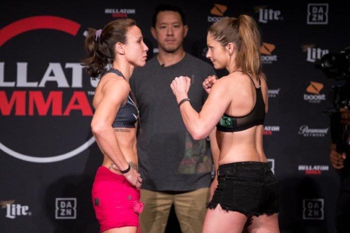 Bellator 224 Juliana Velasquez vs. Kristina Williams