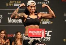 Amanda Nunes UFC 239
